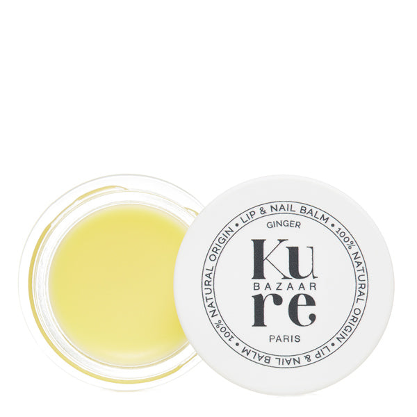 Kure Bazaar | Ginger Lip and Nail Balm | Content UK