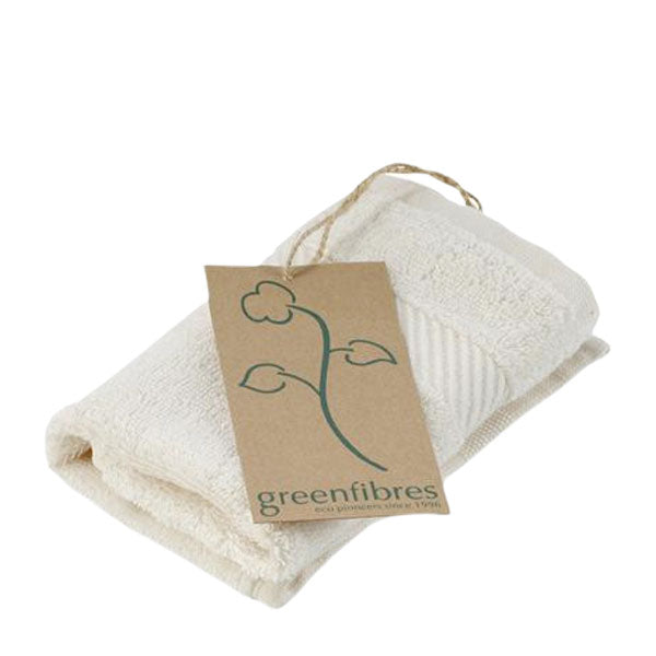 Green Fibres Organic Cotton Terry Wash Cloth