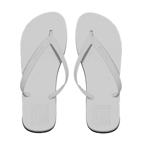 Ecoalf Flip Flop Light Grey | Sustainable Flip Flop | Instore & Online