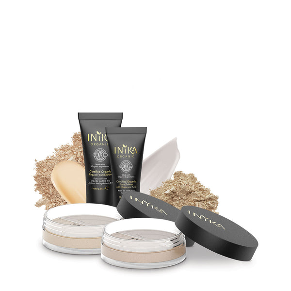 Inika Mineral Makeup Trial Kit in the UK