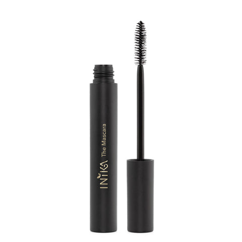 Inika The Mascara | Certified Organic Makeup | Content Beauty UK