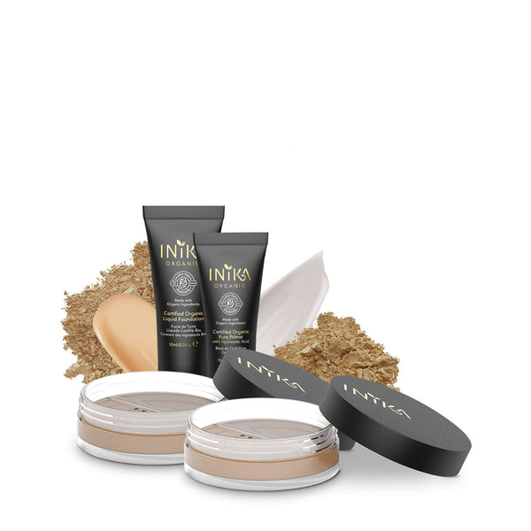 Inika Mineral Makeup Trial Kit stockist