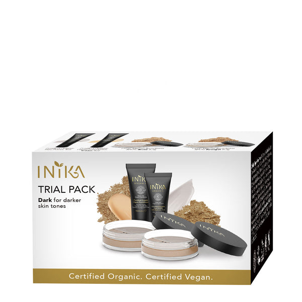 Inika Mineral Makeup Trial Kit At Content Beauty