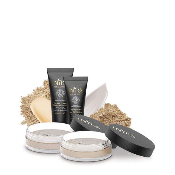 Inika Mineral Makeup Trial Kit London Stockist