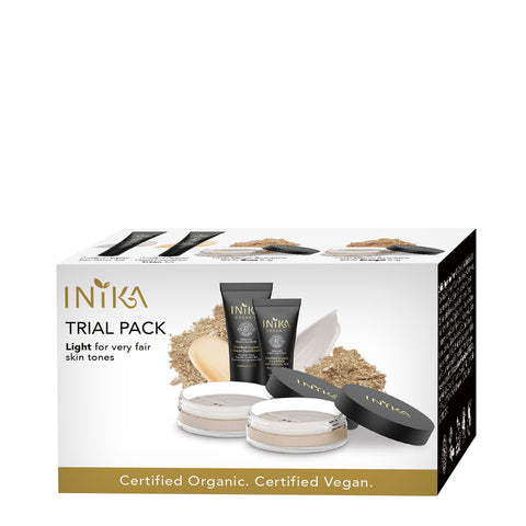 Inika Mineral Makeup Trial Kit UK Stockist