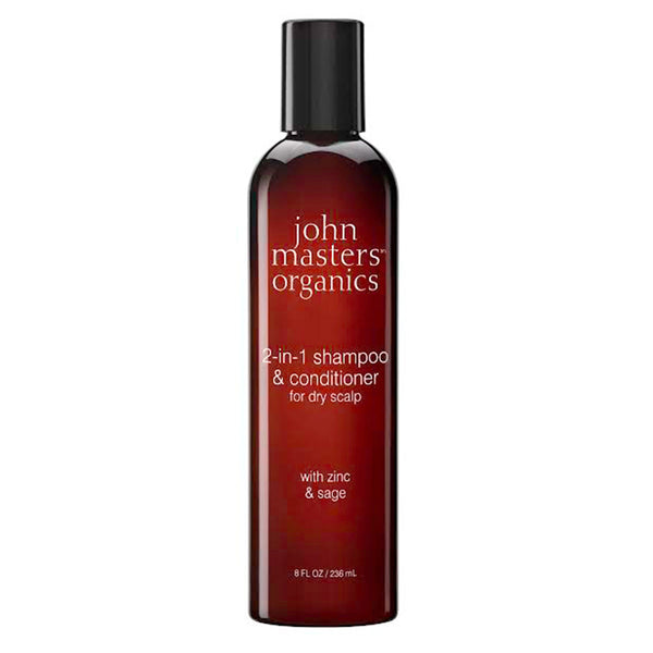 John Masters Organics | Zinc and Sage Shampoo with Conditioner