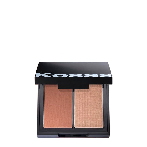 Kosas Color and Light Powder Duo Contrachroma