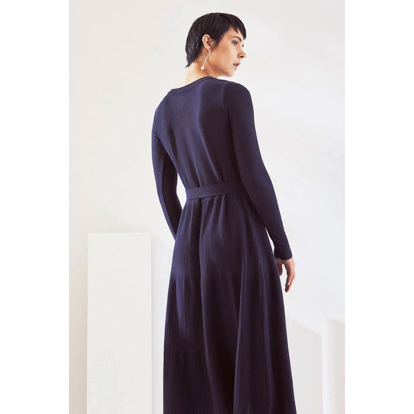 Kowtow Long Sleeve Kaolin Dress