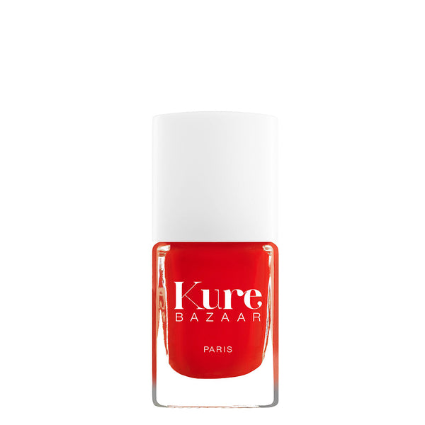Kure Bazaar Rouge Flore | Natural Nail Polish UK | Content Beauty