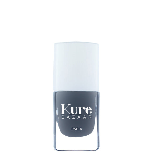 Kure Bazaar Smokey | Natural Nail Polish UK | Content Beauty