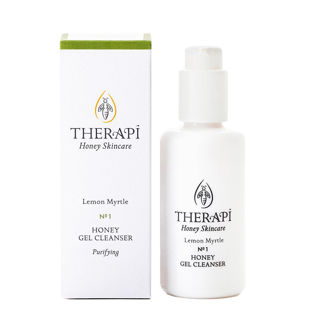 Therapi Lemon Mrytle Honey Cleansing Gel