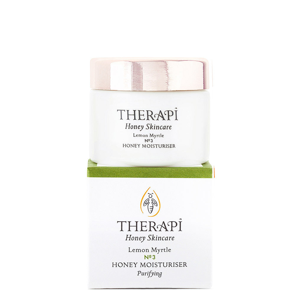 Therapi Lemon Myrtle Honey Moisturiser
