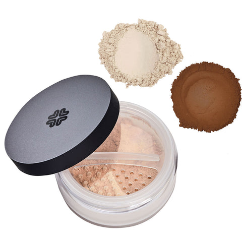 Lily Lolo Mineral Foundation SPF 15 | Try In-Store | Content Beauty