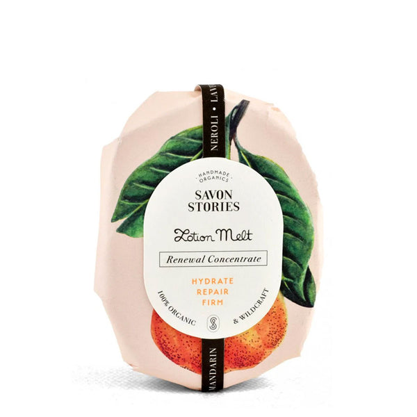 Savon Stories Body Lotion Melt Renewal Concentrate