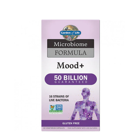 Garden of Life Microbiome Mood +