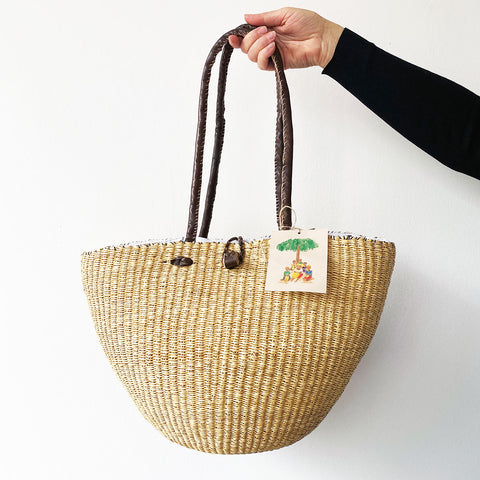 Mmaa Kukulima Natural Basket