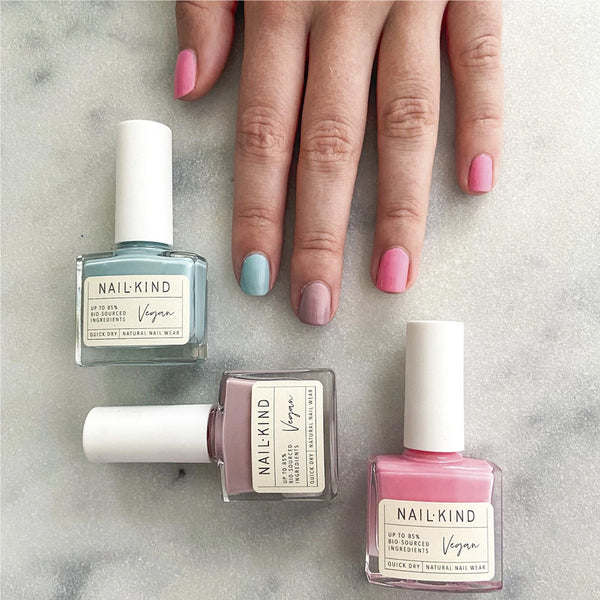 Nailkind Candy Floss | Vegan & Cruelty-Free Nail Polish UK