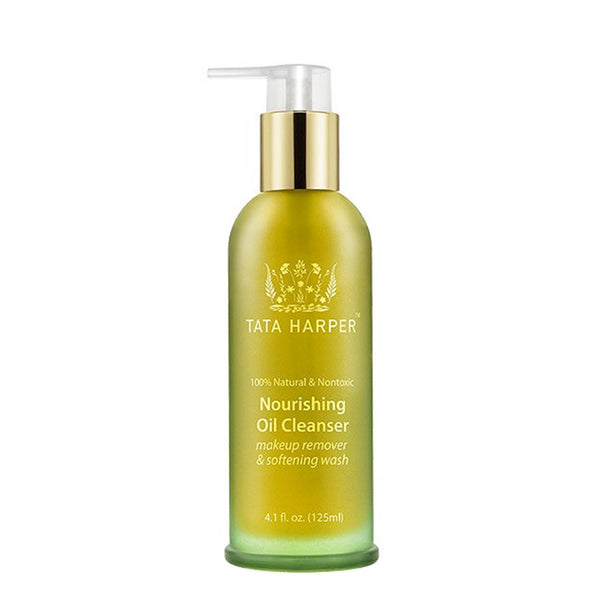 Tata Harper Skincare | Nourishing Organic Cleansing Oil | UK Beauty Store