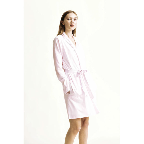 Natural Skin Juliana Robe Powder Pink