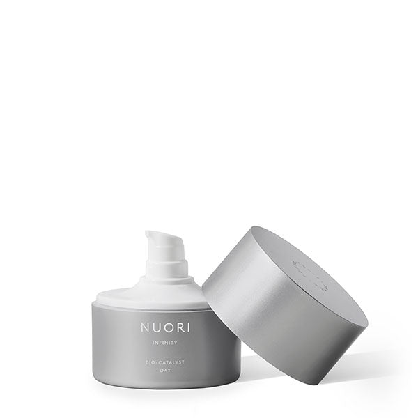 Nuori Infinity Bio-Catalyst Day | Anti-ageing natural skincare