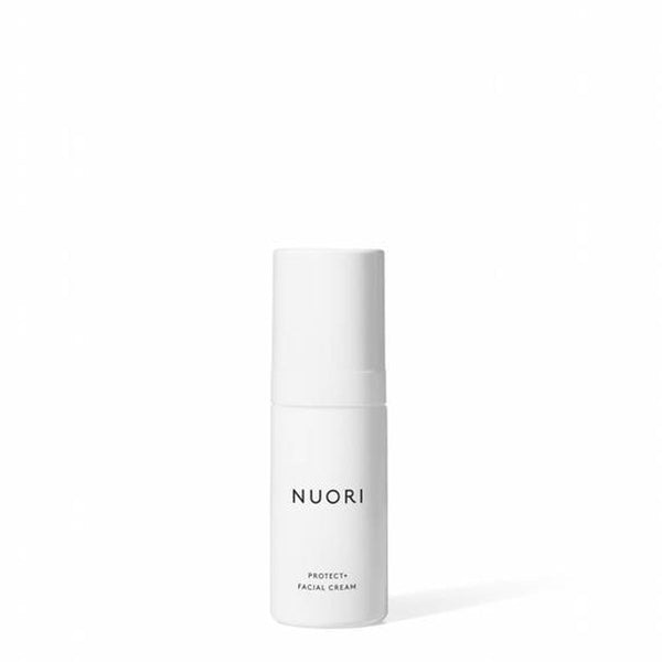 Nuori Protect + Facial Cream | Vegan Skincare Content UK