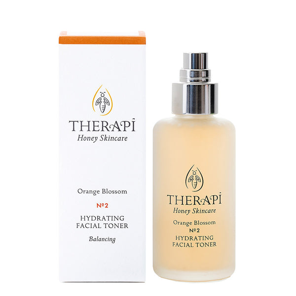 Therapi Orange Blossom Balancing Toner