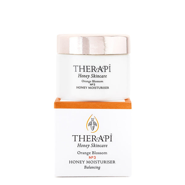 Therapi Orange Blossom Honey Moisturiser