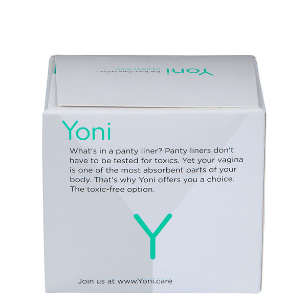 Yoni Care | Organic Cotton Panty Liners