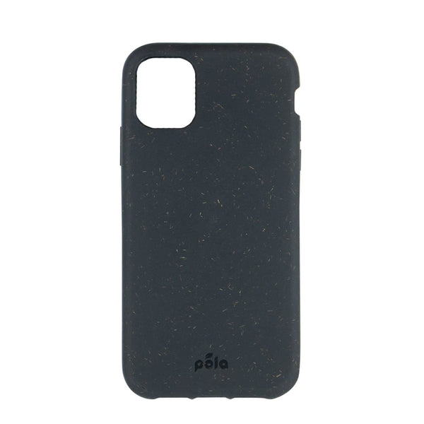 Pela iPhone Case Black