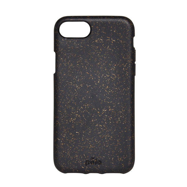 Pela iPhone Case Black | Content Store | Sustainable