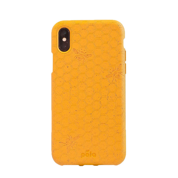 Pela iPhone Case Honey (Bee Edition) - iPhone X