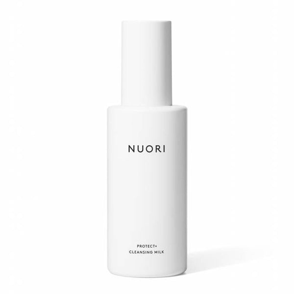 Nuori Protect + Cleansing Milk | Natural Skincare Content UK