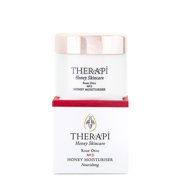 Therapi Rose Otto Honey Moisturiser