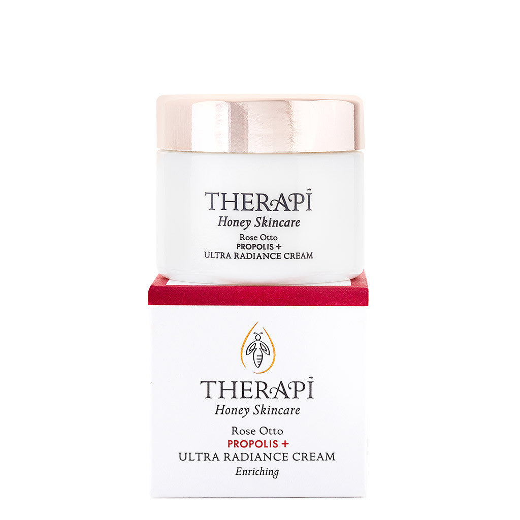 Therapi Rose Otto Ultra Radiance Cream