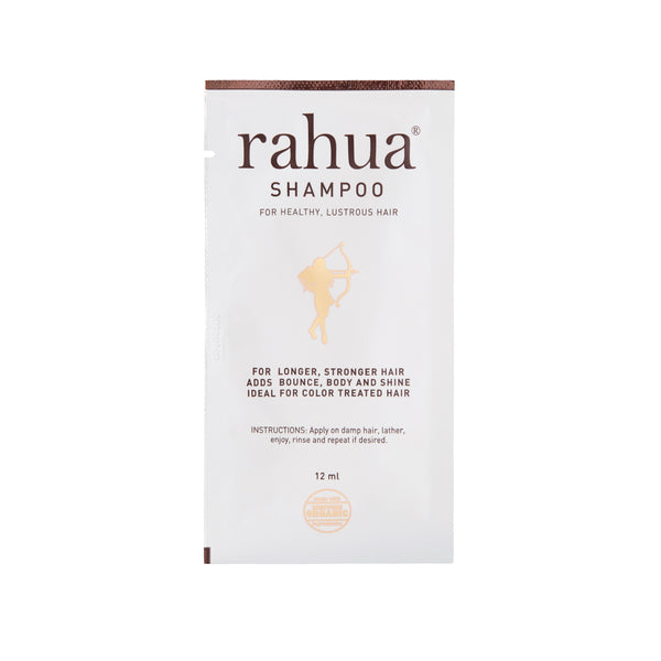 Rahua Haircare Samples