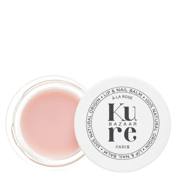 Kure Bazaar | Rose Lip and Nail Balm | Content UK