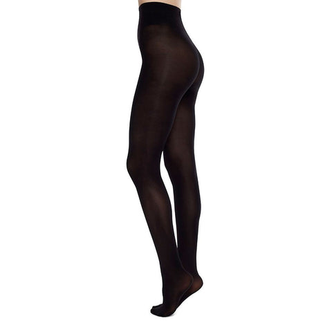 Swedish Stockings Olivia Premium Tights Black | Sustainable Tights | UK