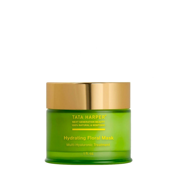 Tata Harper Hydrating Floral Mask | Natural Hydrating Mask | Content UK