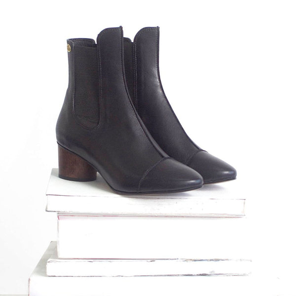 Taylor Thomas Patti Boots | Vegan Shoes | UK Stockist