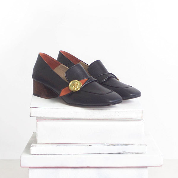 Taylor + Thomas Jane Loafer | Vegan Shoes | UK Stockist