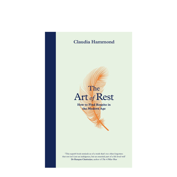 Art Of Rest Book | Wellbeing Books