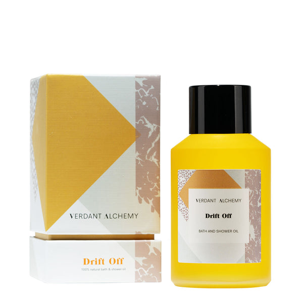 Verdant Alchemy Drift Off Bath and Shower Oil