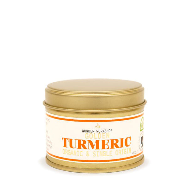 Wunderworkshop Golden Turmeric Powder
