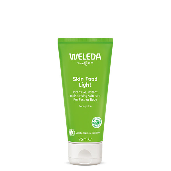 Weleda Skin Food Light | Natural Moisture Cream | UK Stockist