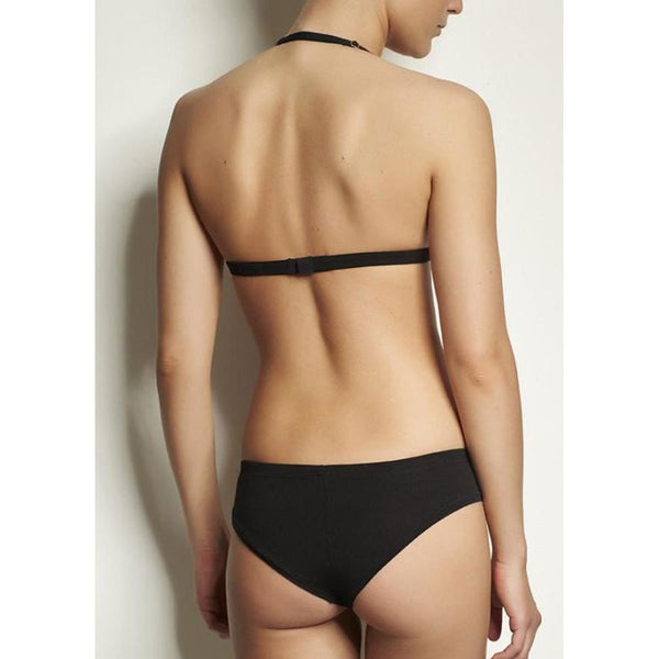 Woron Cheeky Base Underwear Black | Sustainable Underwear