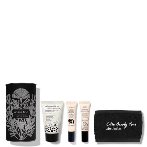 Absolution Home Spa Set | Organic Skincare Gift Set UK
