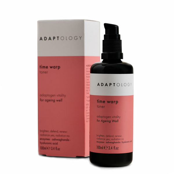 Adaptology Time Warp Toner | Organic Skincare UK