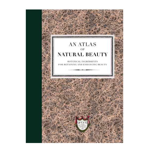 Atlas Of Natural Beauty Book | Beauty Books