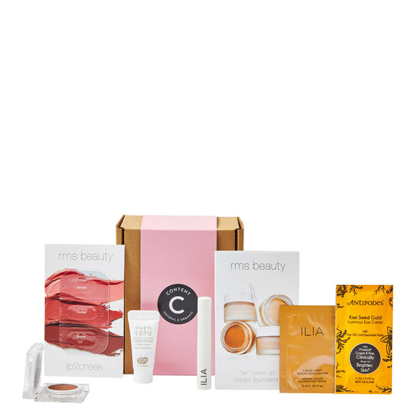 Content London Collection | Natural Beauty Samples UK