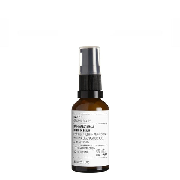 Evolve Rainforest Rescue Blemish Serum | Instore & Online | Content